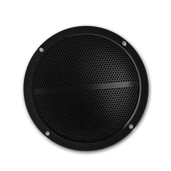 Paar Außen-Lautsprecher schwarz  8 Ohm 6,5 Zoll 100W