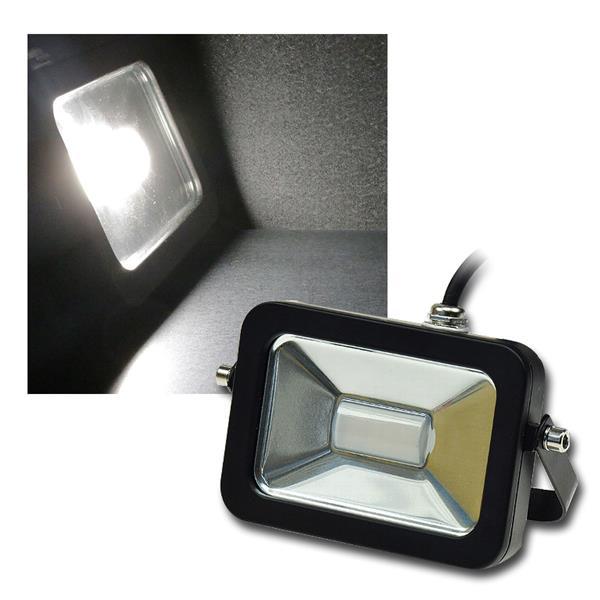 LED Fluter SlimLine 10W, 12-24V, 750lm neutralweiß