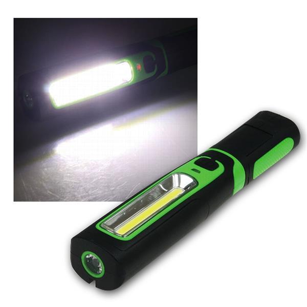 LED Stableuchte FlexiLED 300 mit LiIon Akku, 270lm