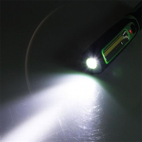 LED Leuchte mit praktischer Taschenlampe mit 3W LED