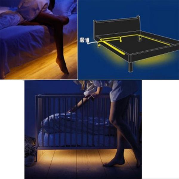 Tag-/Nacht-Sensor schaltet den LED Streifen nur bei Dunkelheit