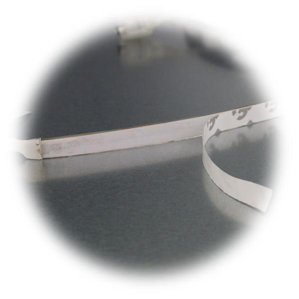 LED Strip mit großem Abstrahlwinkel mit Klebestreifen