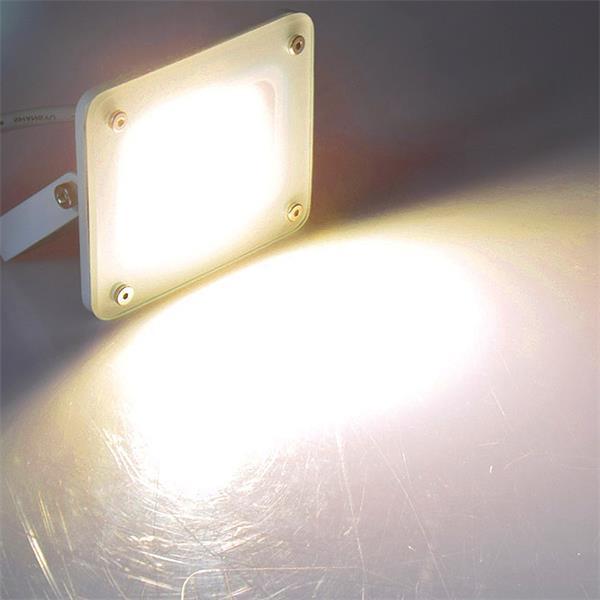 LED Außenstrahler mit superhellen SMD LEDs für extrem hohe Farbwiedergabe und Helligkeit