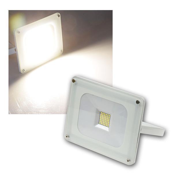 LED Fluter Glasfront weiß 30W neutral 2100lm IP44