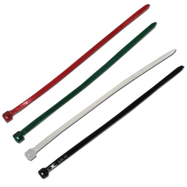 Kabelbinder farbig sortiert CT001A 100x2,5mm