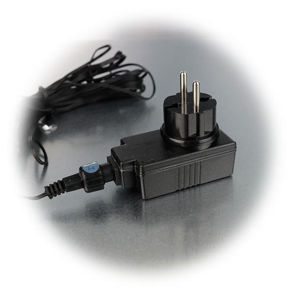 LED Lichterkette für direkten Anschluss an 230V
