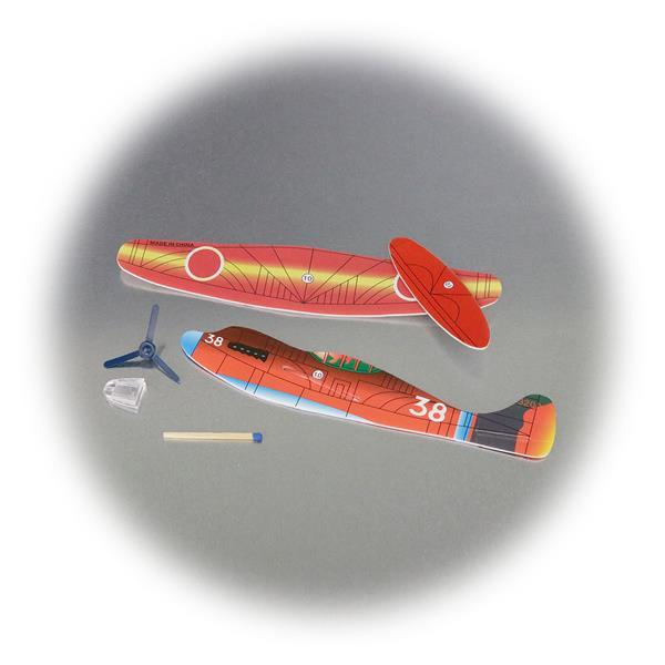 einfach zum zusammenbauen für kleine und große Piloten