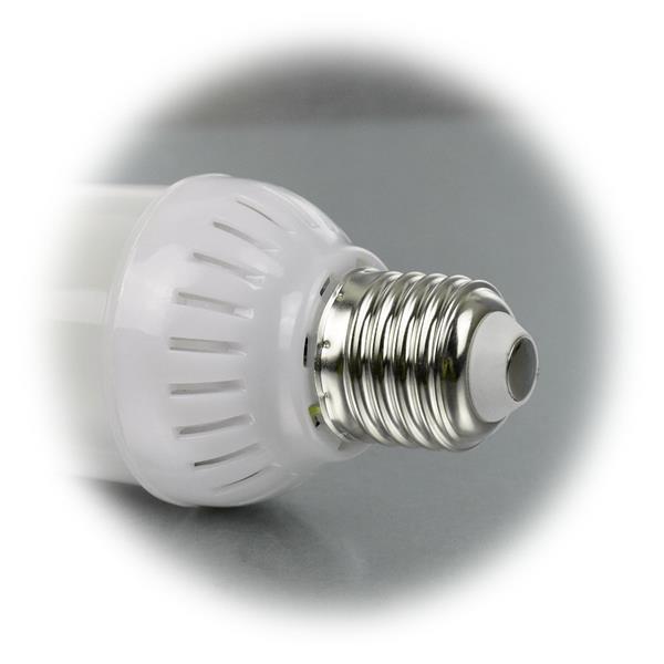 energiesparendes LED Licht mit E27 Sockel für 230V