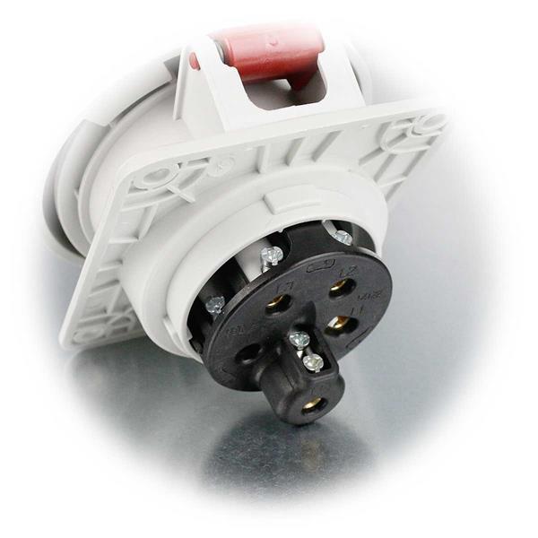 Industriesteckverbinder bieten eine sichere und schnelle Verbindung