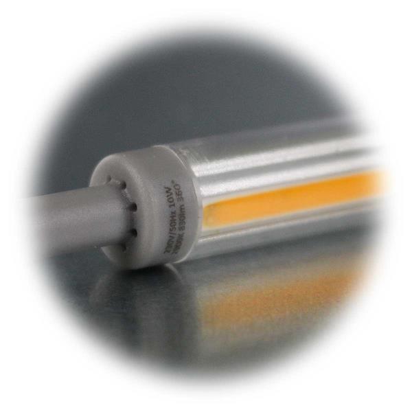 energiesparender R7s Strahler mit 360° Abstrahlwinkel