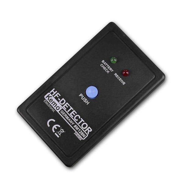 HF-Detector, Mini Spion Finder, Suchgerät
