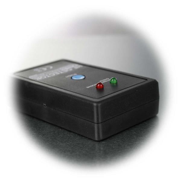 Gerät deaktiviert Wanzen im Frequenzbereich von 30MHz bis 3,6GHz