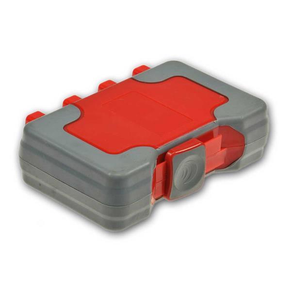 Lieferung erfolgt in einer praktischen Kunststoffbox