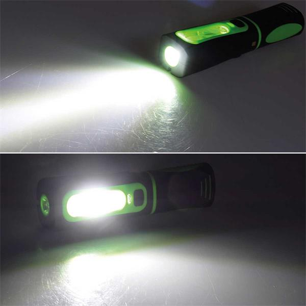 LED Leuchte mit praktischer Taschenlampe mit 1W LED