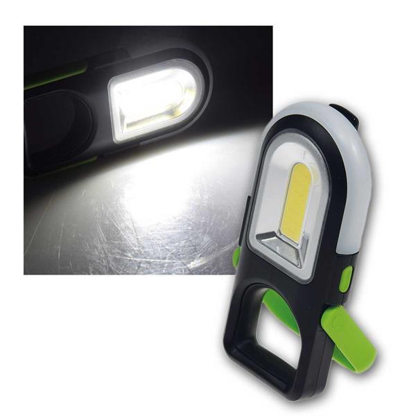 LED Arbeitsleuchte CAL-Rescue Pro, COB LED