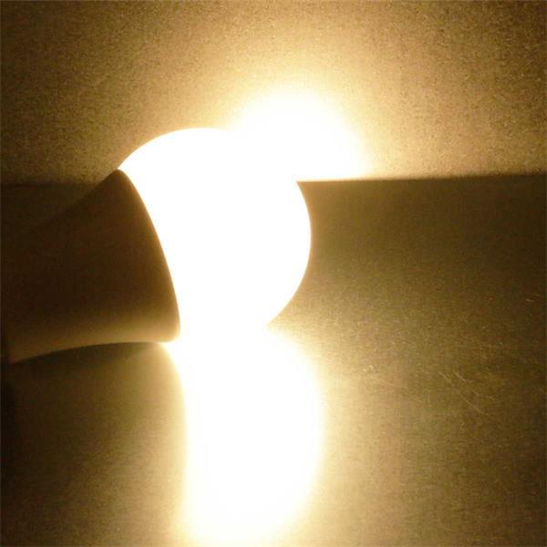LED Leuchtmittel mit breiten Abstrahlwinkel für eine optimale Ausleuchtung