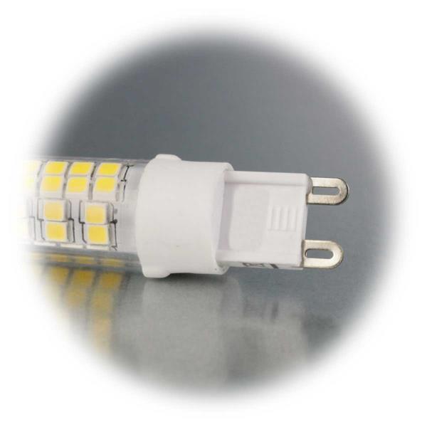 LED Energiesparleuchte 230V Sockel G9 mit nur 4W Verbrauch
