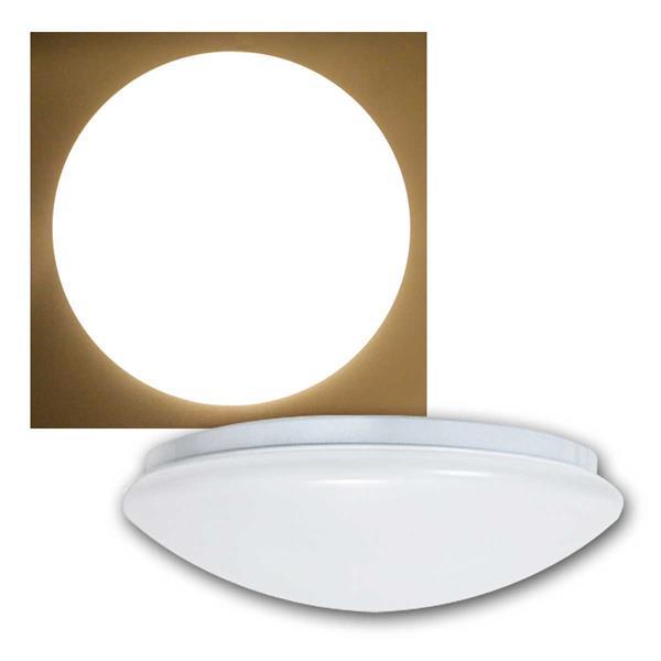 LED Deckenleuchte INTEGRA 17W warmweiß 1000lm IP20