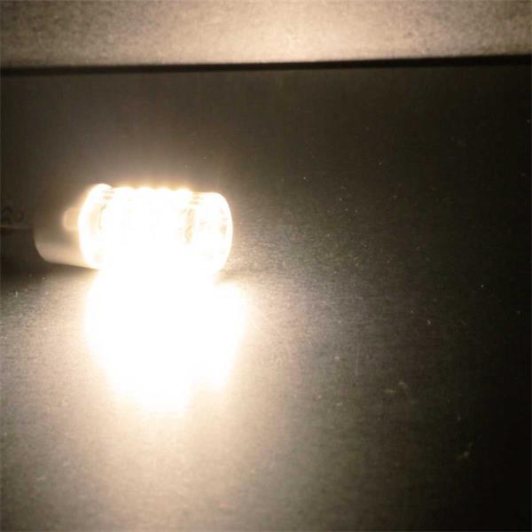Dimmbares G9 LED-Leuchtmittel mit 400lm in warmweiß oder daylight