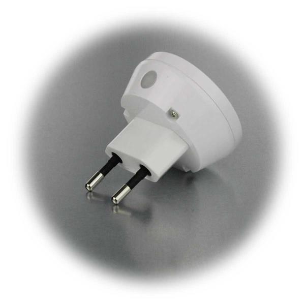 LED Notlicht zum einfachen Einstecken in Steckdose