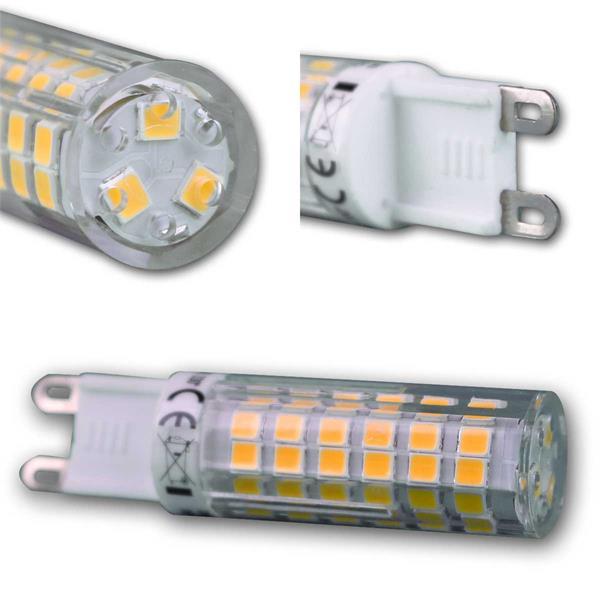 G9 LED Stiftsockel in zwei Leuchtfarben