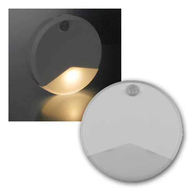 Sensor LED Nachtlicht, Bewegungs- & Lichtsensor
