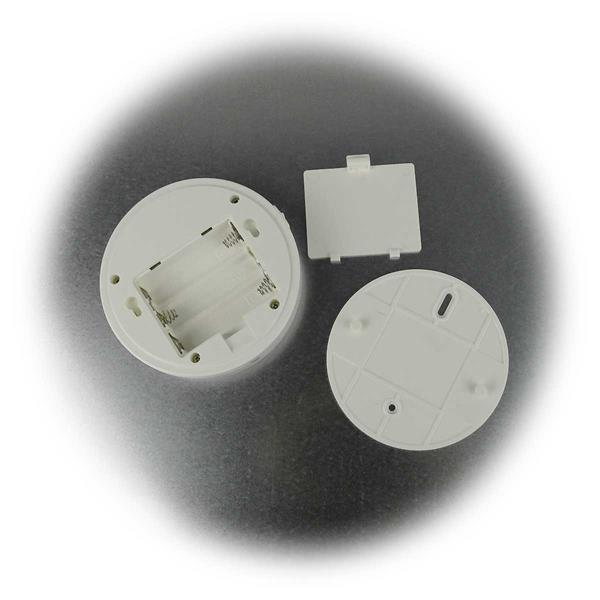 LED Batterielicht mit Halteplatine oder Klebepad zum Befestigen