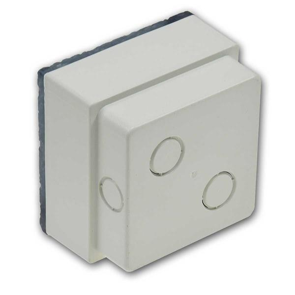 LED Bodeneinbauspot IP67 mit trittfester Verglasung