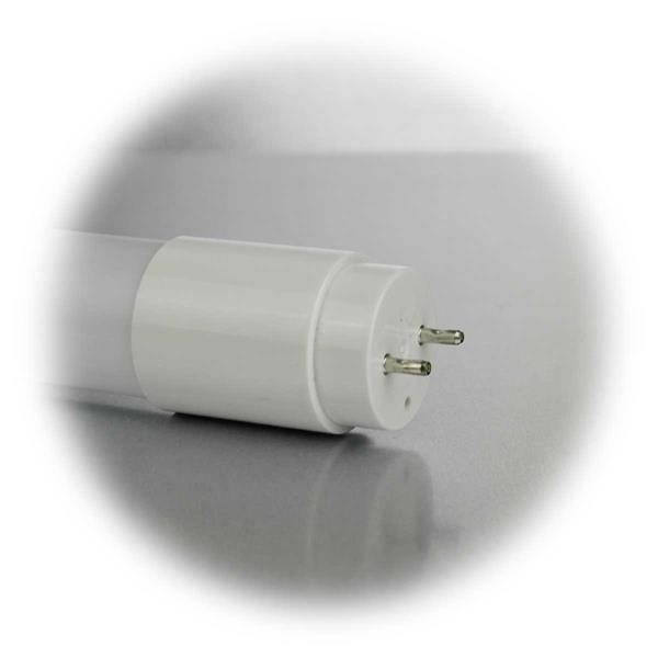 LED Leuchtröhre Sockel G13 für 230 V mit nur ca. 24W Verbrauch