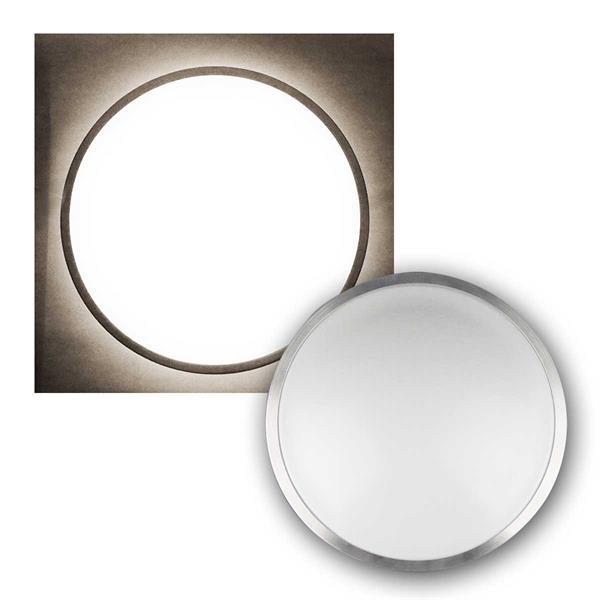 LED Deckenleuchte Acronica, 20W neutralweiß 1300lm