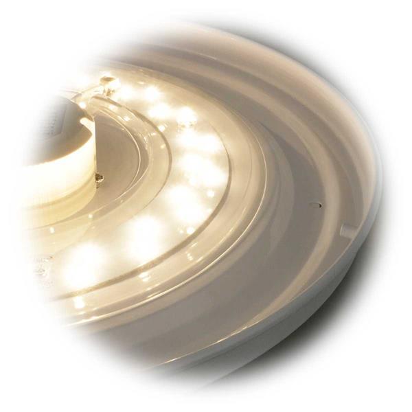 LED Leuchte mit lichtstarken SMD LEDs mit hoher Leuchtkraft