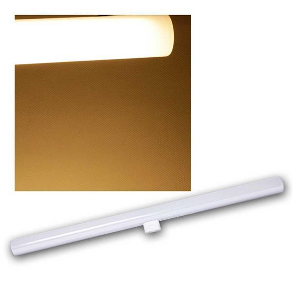 LED Leuchtmittel S14d 50cm 3000K warmweiß 710lm 8W