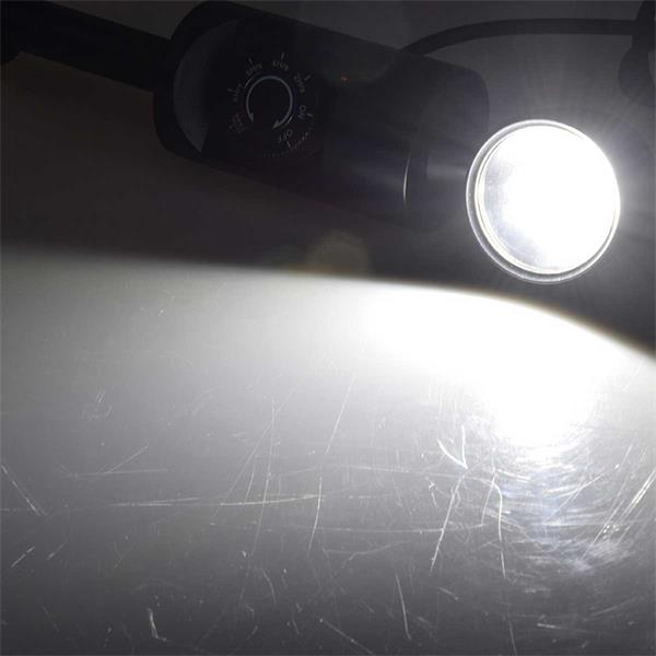 3 oder 6W LED Gartenleuchte mit 300/600ml, Sensor, Timer und Erdspieß