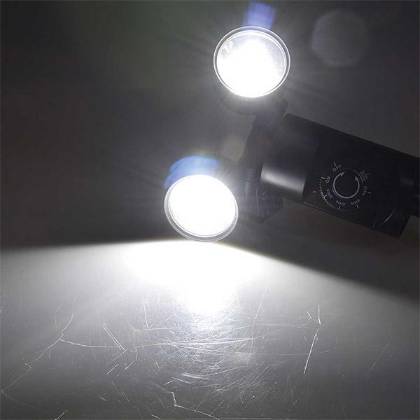 LED-Gartenleuchte schaltet bei Dämmerung automatisch ein