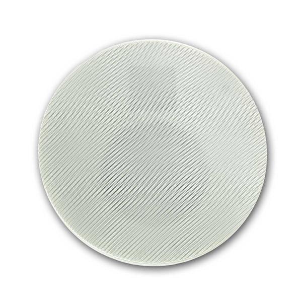 Einbaulautsprecher 2-Wege, Ø 25,5cm, 120W, weiß