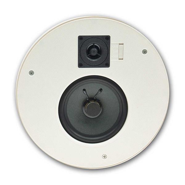 Lautsprecher mit Schiebeschalter für ein perfektes Klangbild