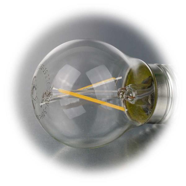 LED Glühbirne gut geeignet für Lichterketten