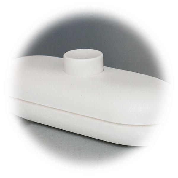 Schnurschalter mit rundem Druckschalter