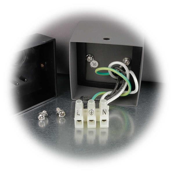 LED Dekoleuchte für direkten Anschluss an 230V