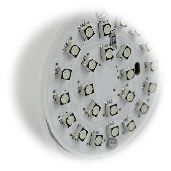 LED Leuchteneinsatz für 50mm GU10 Lampen