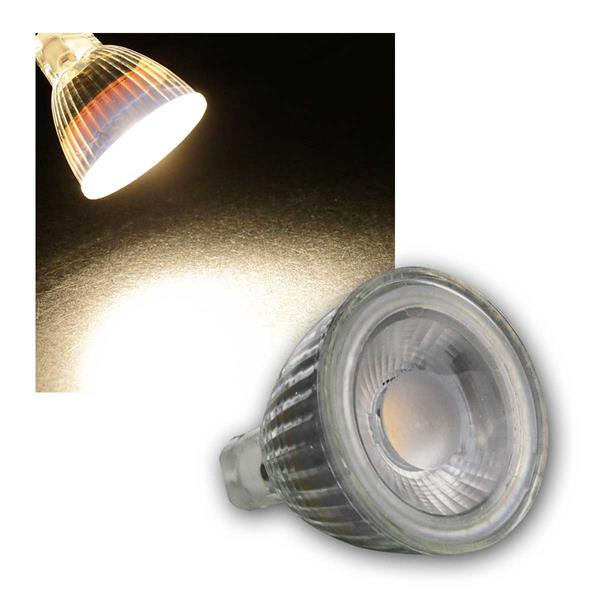 MR11 Leuchtmittel 3,4W/12V LED warmweiß 160lm