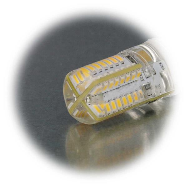 G9 Sockellampe für 230V mit dem Maß 16x51mm (øxL) ideal für passive Beleuchtung