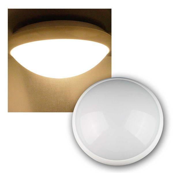 led deckenleuchte caldeira ip44 16w 1100lm hf pir. Black Bedroom Furniture Sets. Home Design Ideas
