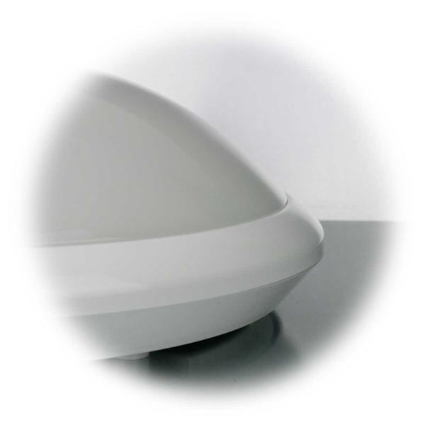 IP44 LED Feuchtraumlampe mit HF-Bewegungsmelder