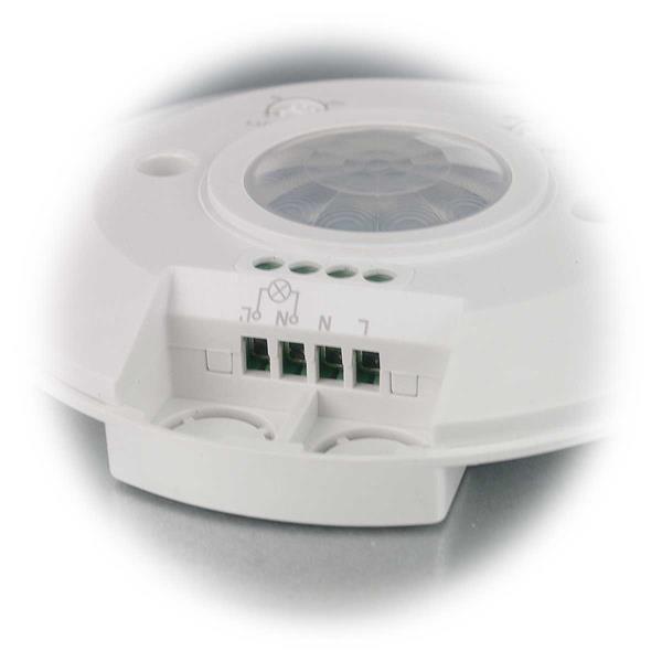 direkter Anschluss von Verbraucher und an 230V Stromkreis am BWM