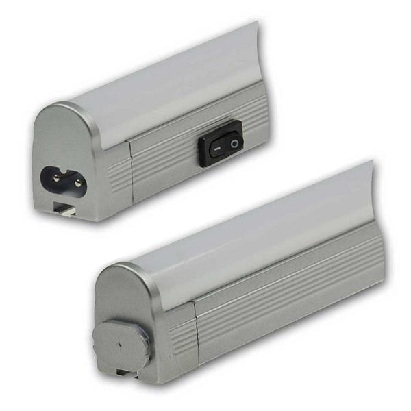 LED Unterbauleuchten Bonito sind miteinander koppelbar