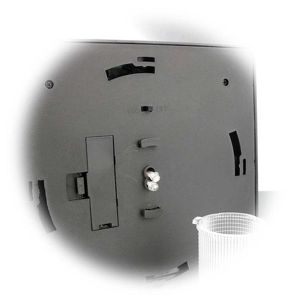 LED Laterne oder Standleuchte mit Ein- /Ausschalter