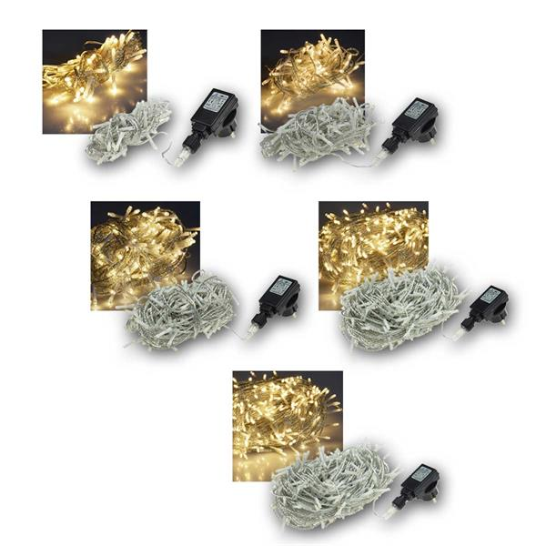 LED Lichterketten Außen ChiliTec 40/100/200/400/60