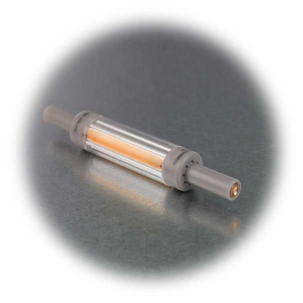 energiesparendes LED Strahler R7s mit 360° Abstrahlwinkel