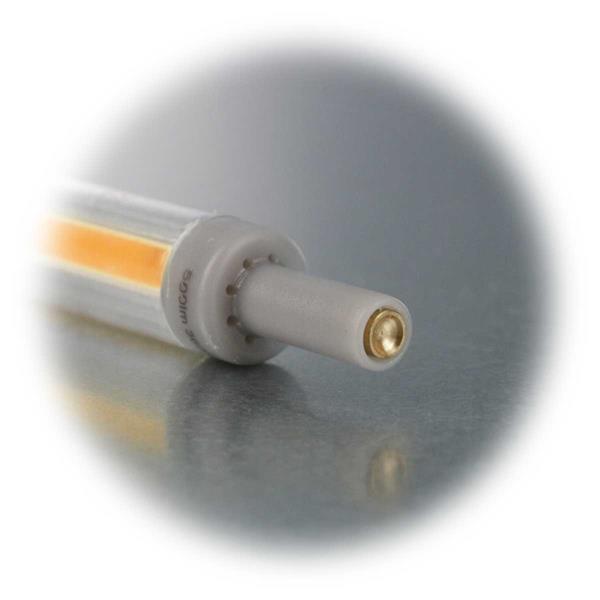 R7s LED Energiesparlampe für 230V mit nur ca. 5W Verbrauch